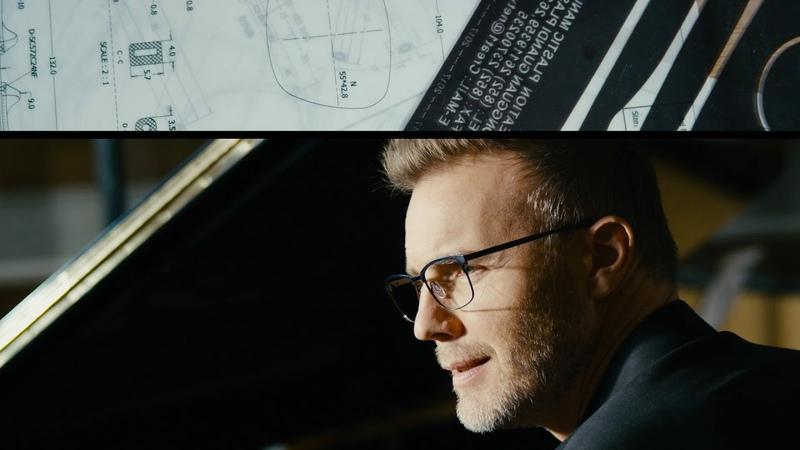 Osiris range worn by Gary Barlow | Specsavers