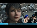 Bryan Dechart Connor gets Kara Killed DETROIT BECOME HUMAN