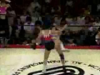 2. Kaoru Ito, Saemi Numata vs. Infernal KAORU, Mami Watanabe (AJW 7.4.1993)
