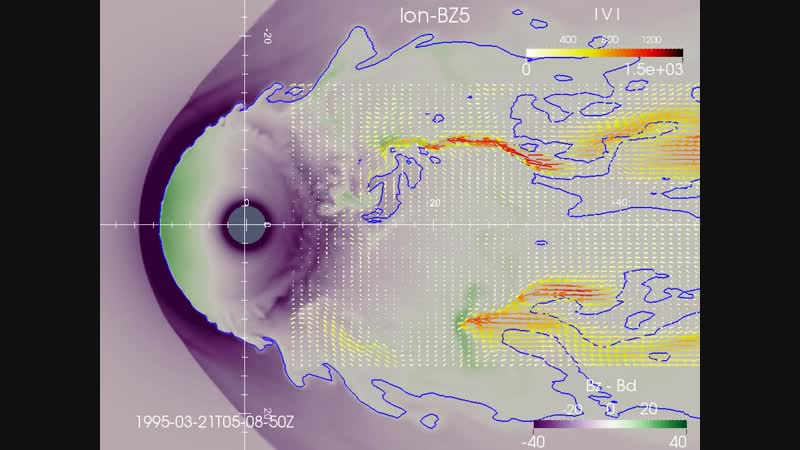 High‐resolution global magnetohydrodynamic simulation of bursty bulk flows