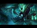 Thresh the Chain Warden Login Screen League of Legends