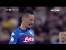 22 4 Серия А Ювентус Наполи 0 1 Обзор матча