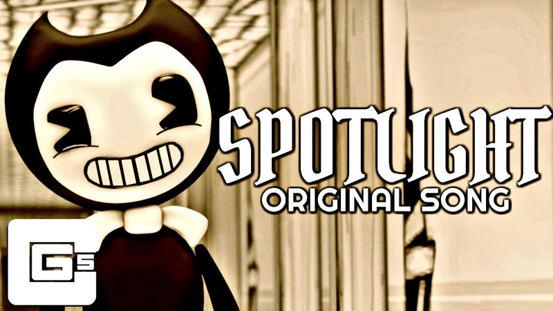 BENDY AND THE INK MACHINE SONG ▶ Spotlight (ft. CK9C) [SFM] | CG5
