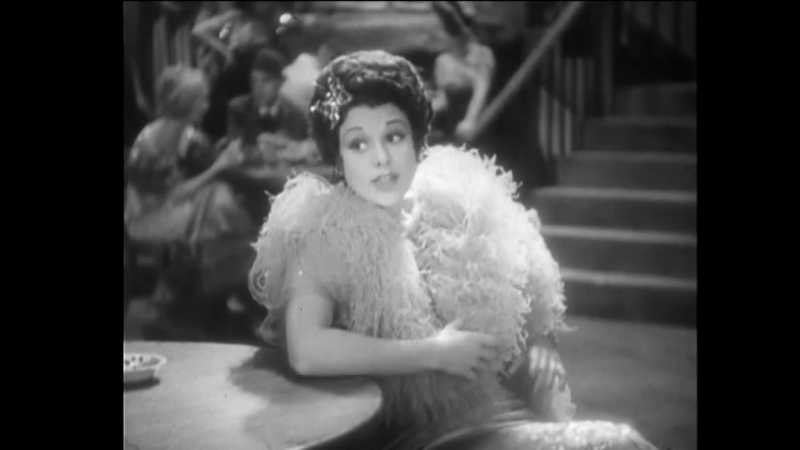Lillian Roth in a Grand Production Number (1933)