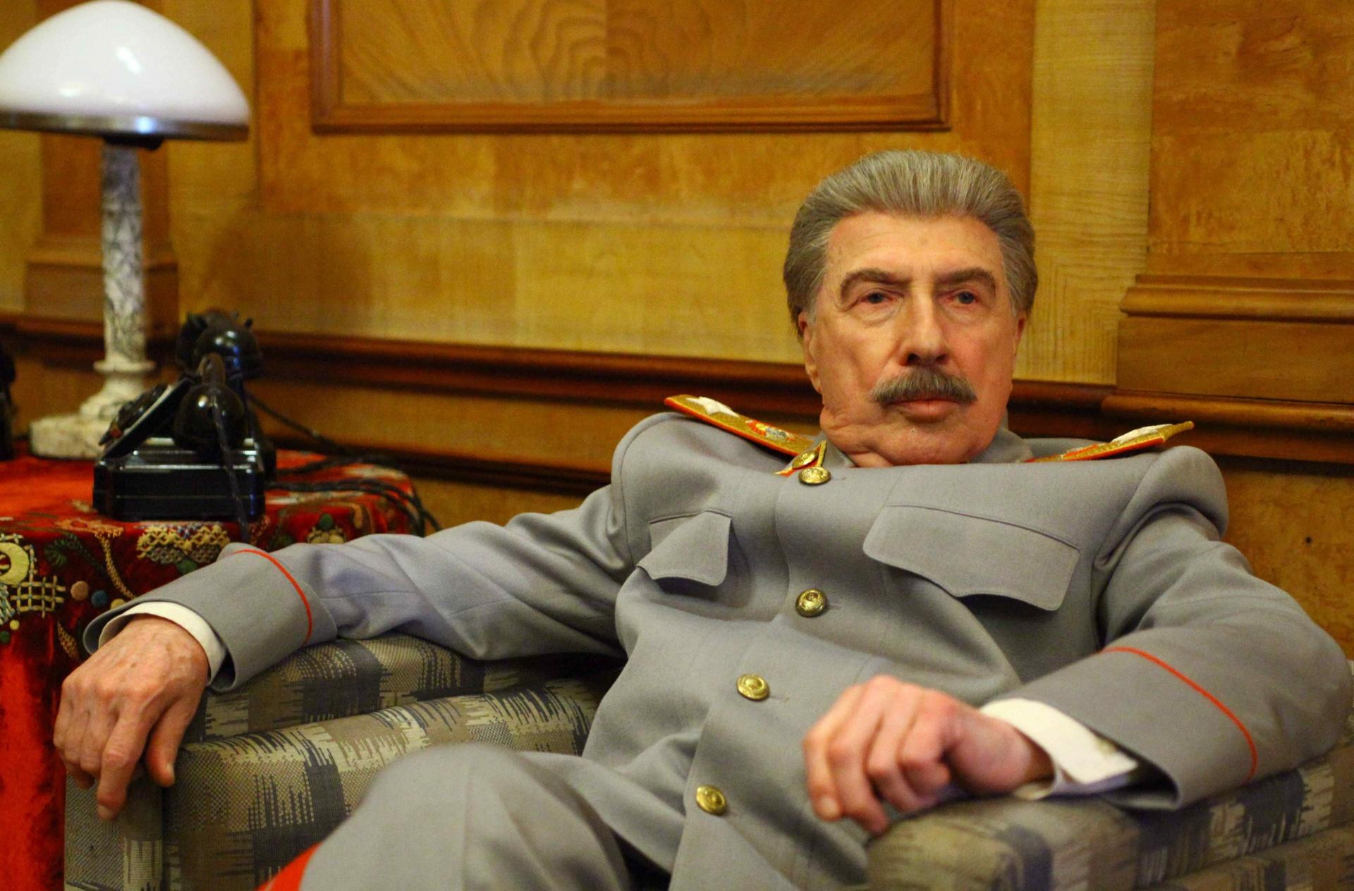 """Сергей Юрский: """"Сталинизм не кончился со смертью Сталина, и сегодня он возрождается"""""""