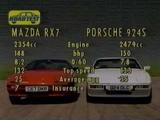 Old Top Gear- Mazda Rx7 vs. Porsche 924