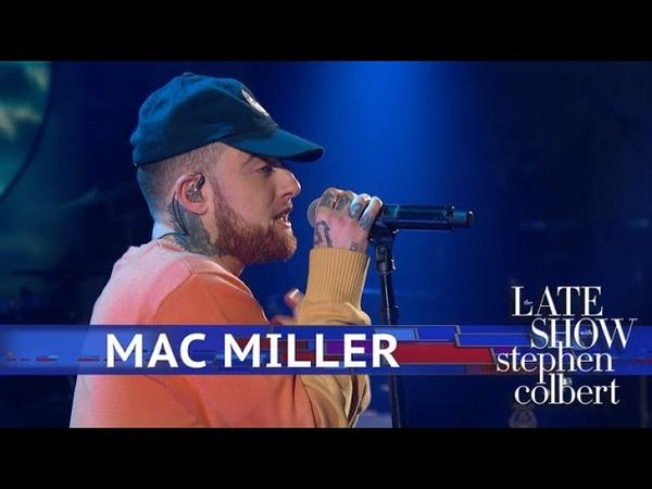 Mac Miller Performs Ladders With Jon Batiste Stay Human