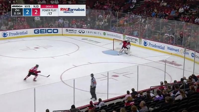 NHL 2018-19 Preseason game New York Rangers-New Jersey Devils