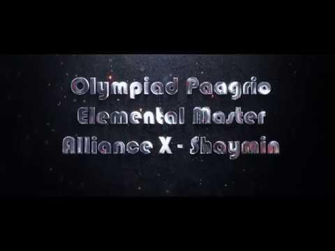 Paagrio / Olympiad / ES / Ally X