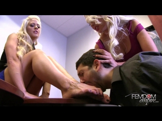 Holly Heart FemdomEmpire.com Dehumanized Office Bitch 03.08.2015 Gigi Aliens [ CLASSIC PORNO ]