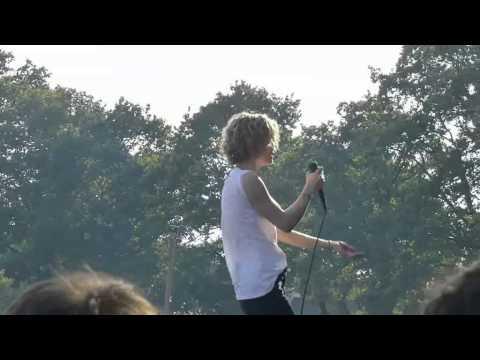 Vanessa Paradis joe le taxi live 2014 clip non officiel