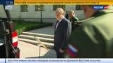 Новости на Россия 24 Путин осмотрел УАЗ