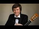 Jobim - A Felicidade, guitar arr. R. Dyens (performed by Pavel Kukhta)