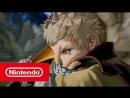 Fire Emblem Warriors — Оуайн (Nintendo Switch)