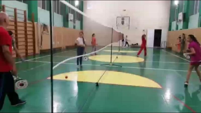 играем в Ролибол