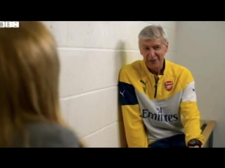 Whats next for Wenger He told us all in 2015 via BBC Sport.