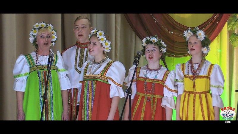 БИТВА ХОРОВ г.Туринск 2018