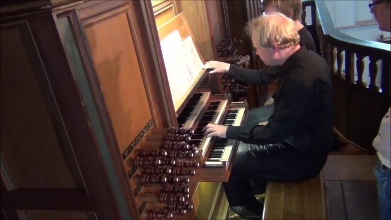 Nikolaus Bruhns - Praeludium in G major - Arjen Leistra