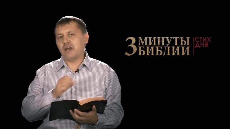'3 минуты Библии. Стих дня' (22 августа Титу 2-6).mp4
