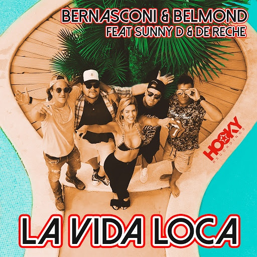 Rico Bernasconi альбом La Vida Loca (Remixes)