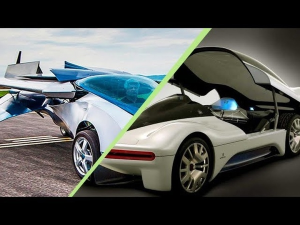 LOS DIEZ AUTOS INCREÍBLES Vehículos Del Futuro