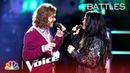 Jake Wells and Natalie Brady Sing Semisonic's Closing Time - The Voice 2018 Battles