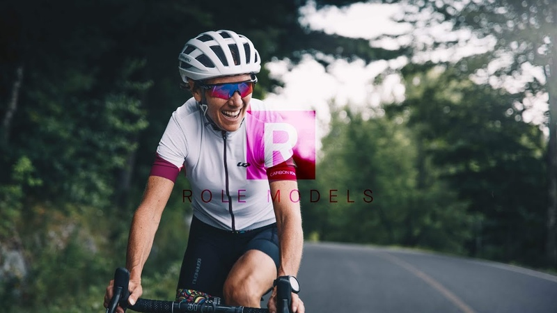 ROLE MODELS A Cycling Inspiration Series | Episode 1 Lyne Bessette