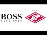 BOSS — официальный партнер ФК «Спартак-Москва» представляет новую мужскую коллекцию