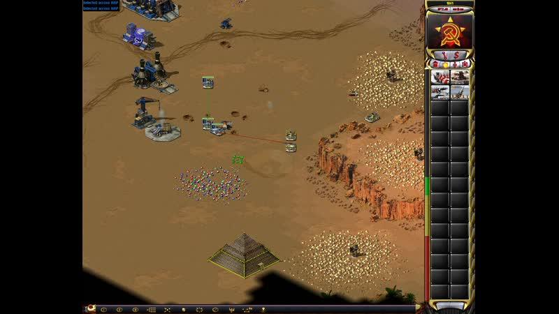 CC Red Alert 2 YR (TOE) 230519(3) - Vladivostok vs Artemis