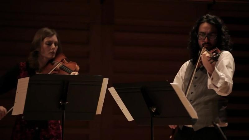 1036 J. S. Bach (atr.) / C. P. E. Bach - Trio Sonata in D minor, H.569 / BWV 1036 - Penelope Spencer