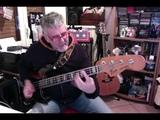 Funky slap line with my Fender jazz bass 1978