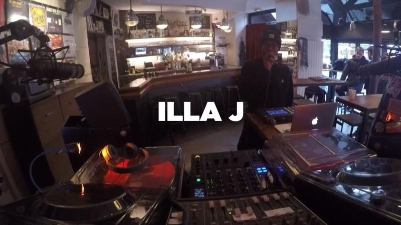 Illa J • Live Hip-Hop Set • Le Mellotron