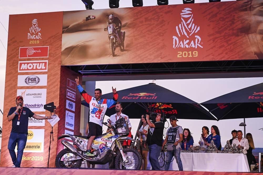 Ралли Дакар 2019, этап 10 (фото)