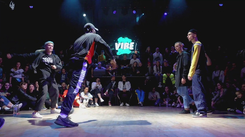 Ponka Djylo vs Nickelodeon Daz Hip Hop Vibe 2018 Quarterfinal 2vs2