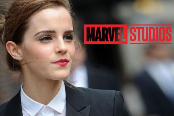 """Гарри Поттер + Marvel Эмма Уотсон может сняться в """"Чёрной Вдове"""""""