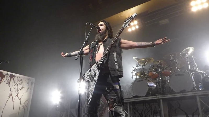 Machine Head - Would? (Alice In Chains cover) - 11/14/18