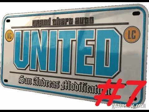 Моды GTA San Andreas. GTA United 1.2.0.1 7