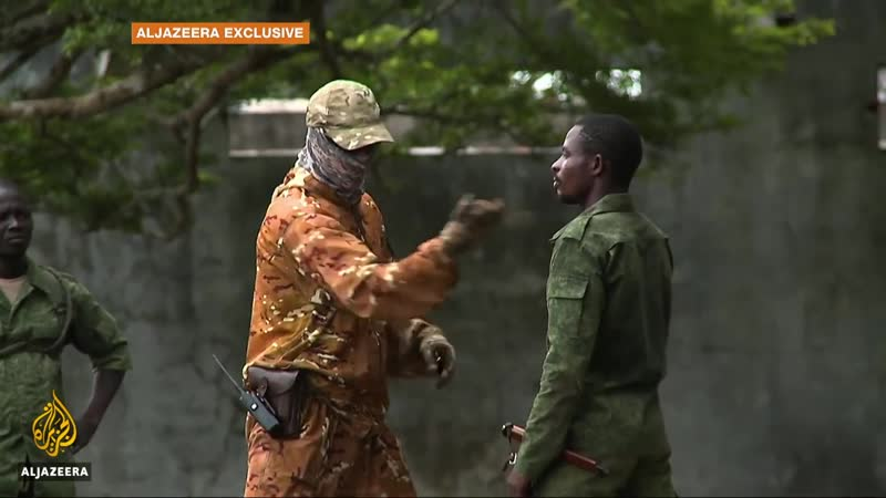 Central African Republic calls on Russia to train its army l Al Jazeera English