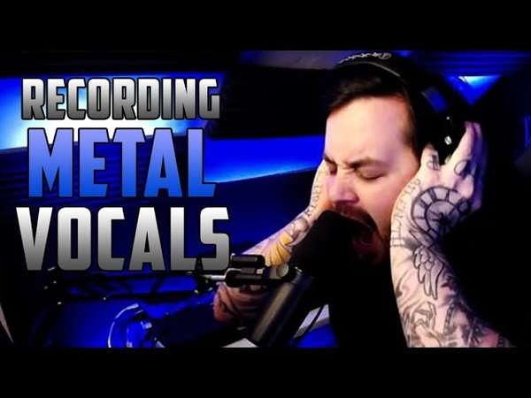 Recording Metal Screams - The Browning - Guest for Burn the Adversary