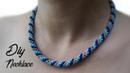 DIY Necklace Beaded necklace tutorial DIY gift