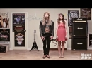 Метал VS девушка [commercial]