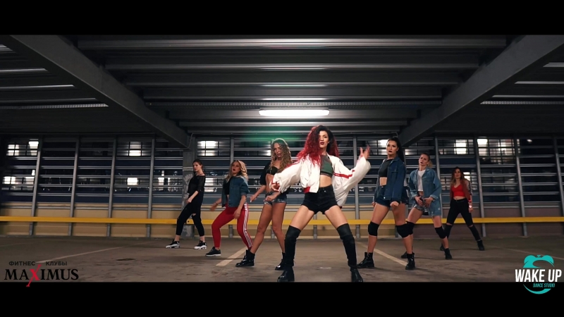 💥New video by @wake_up_dance_studio, вы же помните я занимаюсь танцами, наш клип))