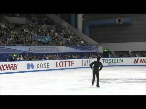 Denis Ten 2010 NHK Trophy SP - Primavera Porteno (chreography by Stephane Lambiel)