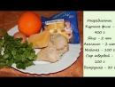 Салат с курицей и апельсинами как приготовить