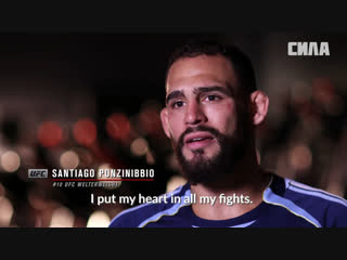 Fight Night Buenos Aires Santiago Ponzinibbio - I Am Ready