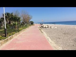 Lucida beach 5* Турция, Кемер, Чамьюва. Конец марта 2018г
