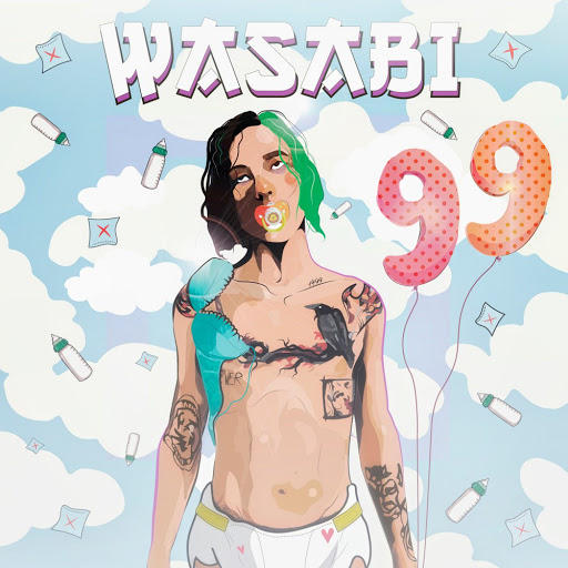 Wasabi альбом 99