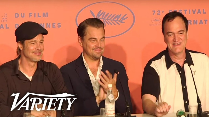 Once Upon A Time In Hollywood Press Conference - Cannes Film Festival