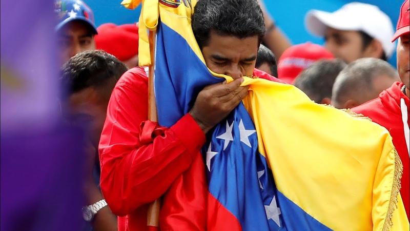 NICOLAS MADURO VENCE A FARSA DA AJUDA HUMANITÁRIA E FECHA RELAÇÕES COMA COLÔMBIA,,
