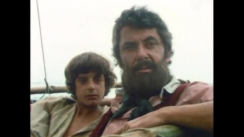 Таинственный остров 4 серия (1973)